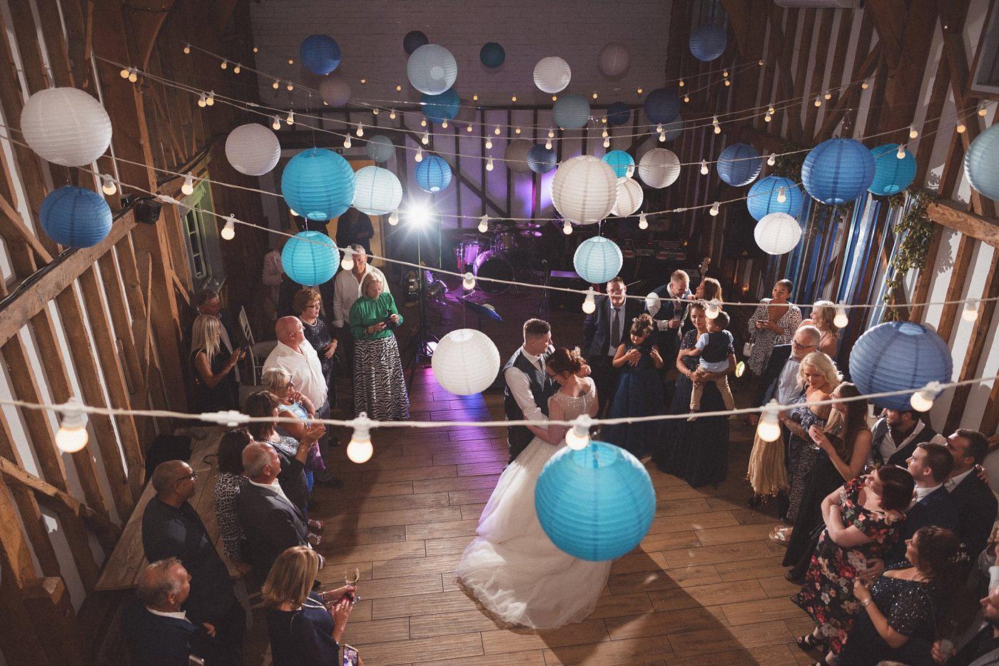 Fleur de Lace wedding details at Milling barn
