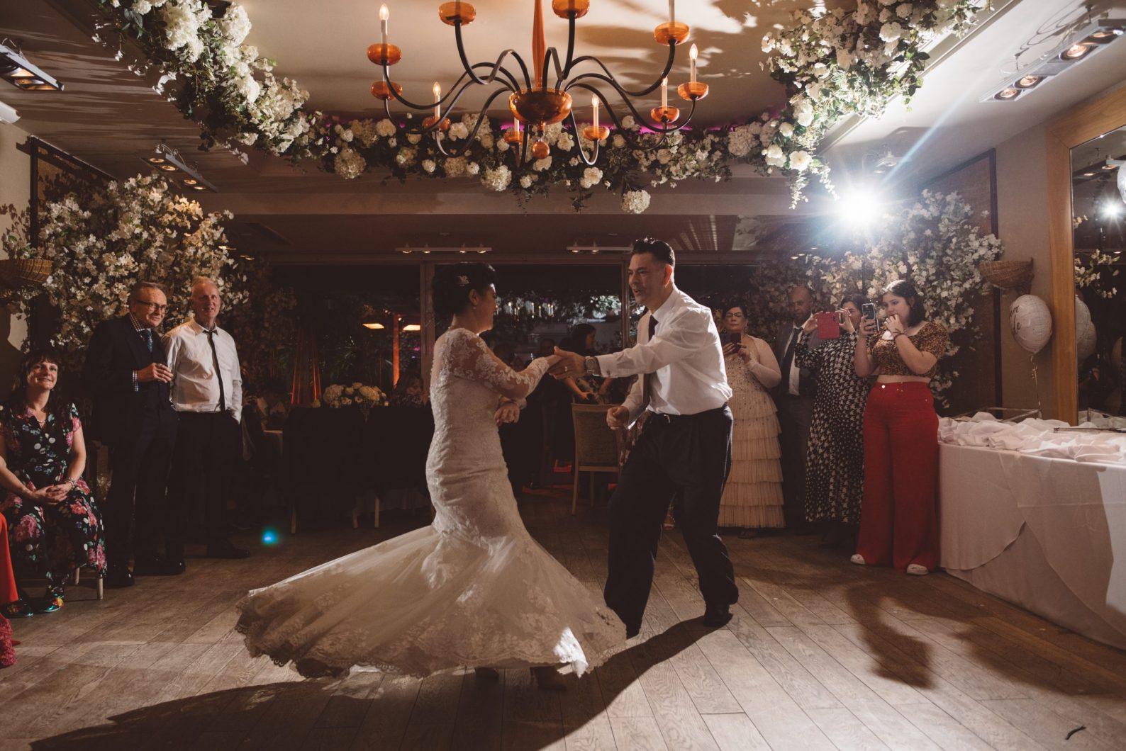Roslin beach hotel wedding photographer