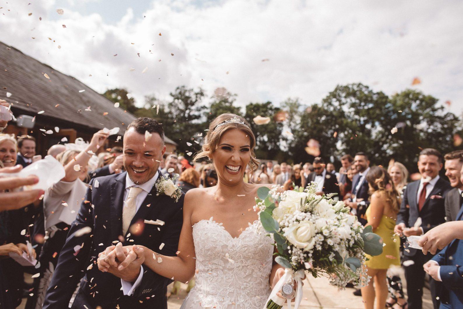 Wedding photographer Keythorpe Manor