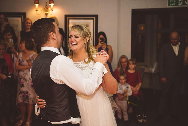 Greenwoods Spa wedding