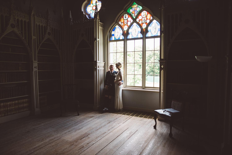 Strawberry Hill House Wedding