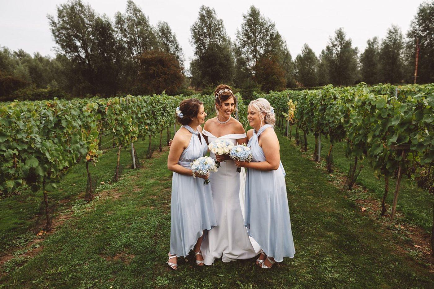 West Street Vineyard wedding