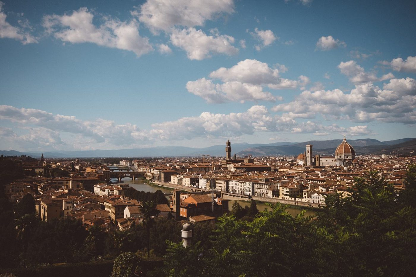 Florence landscape photography