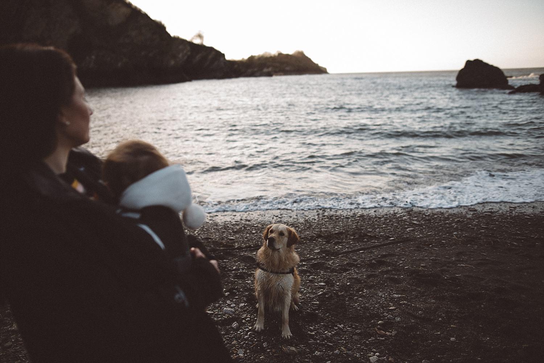 North Devon lifestyle photographer