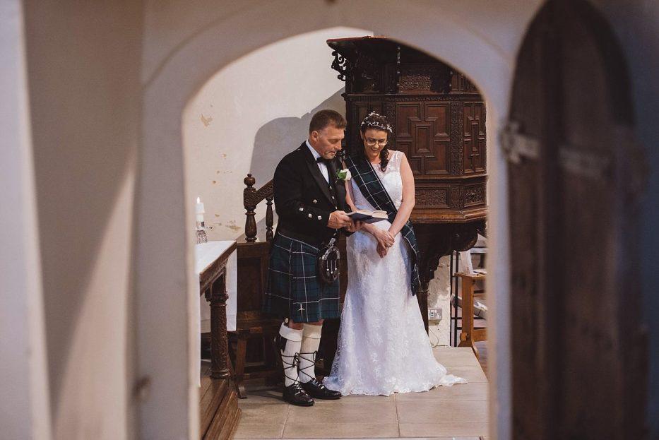Scottish highlands wedding photographer
