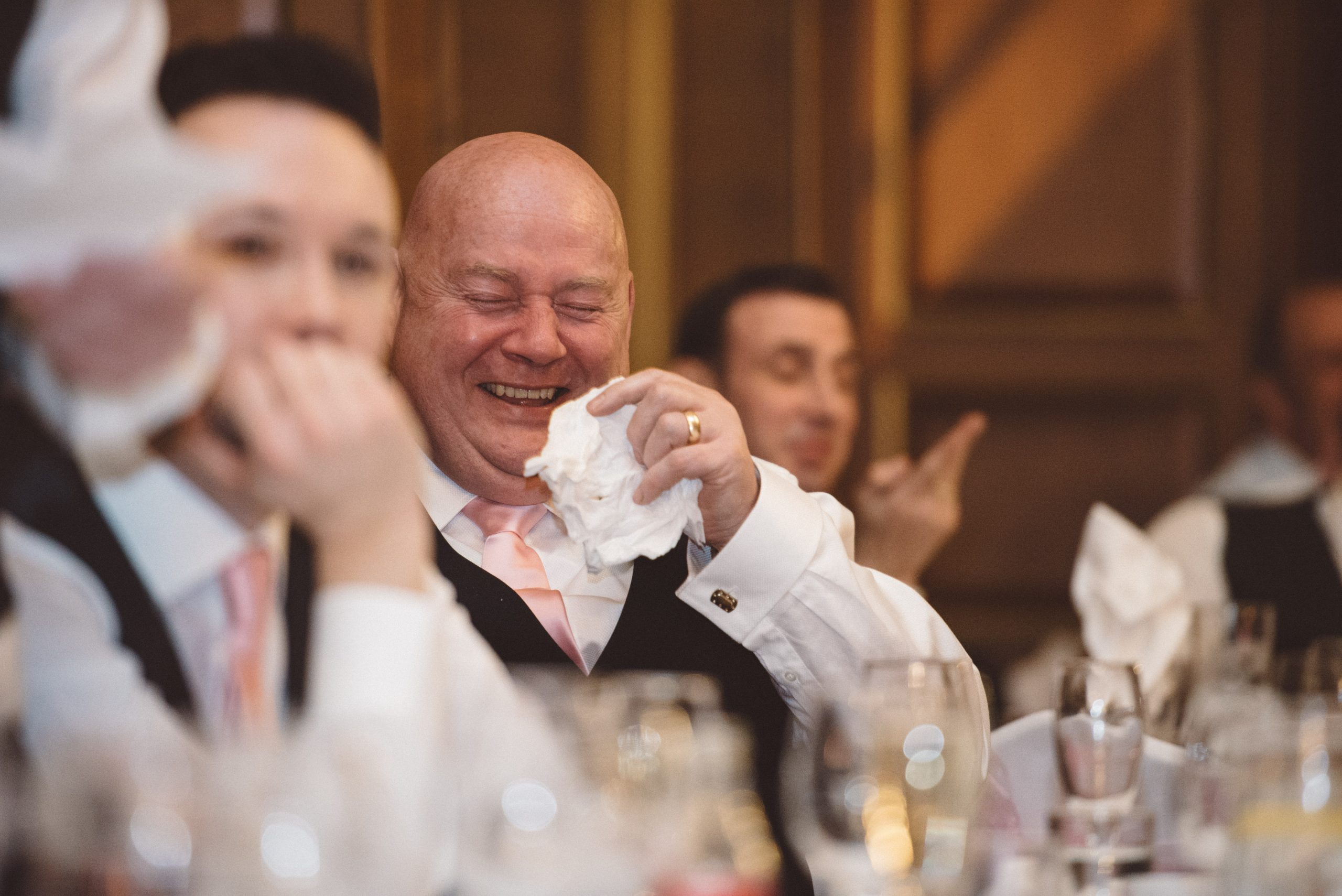 fun and laughter at Gosfield Hall