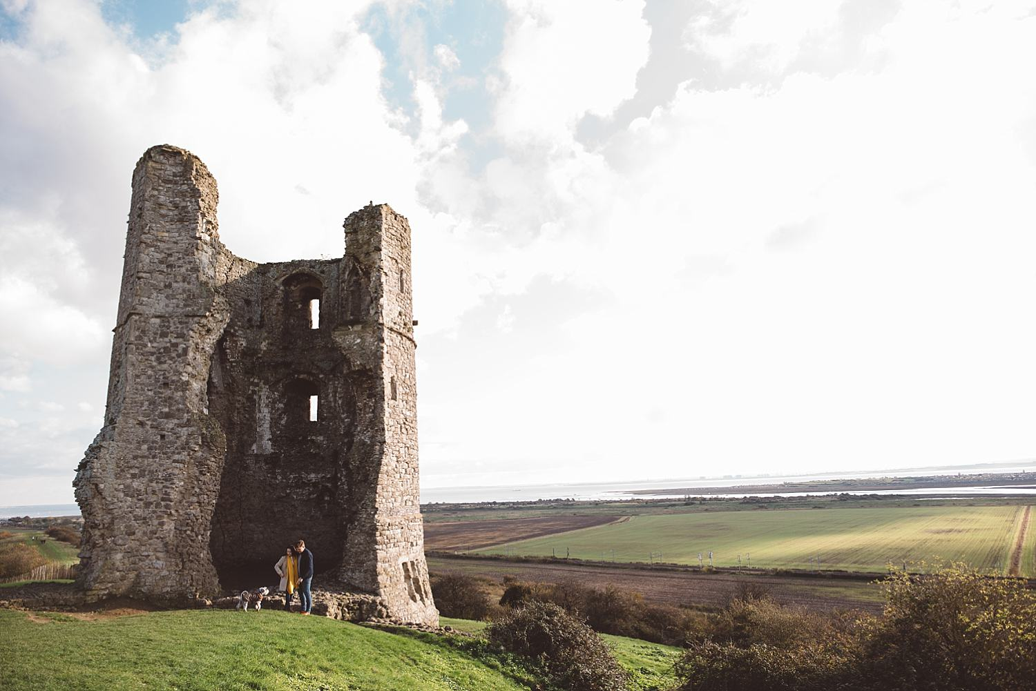 Hadleigh Castle Photography