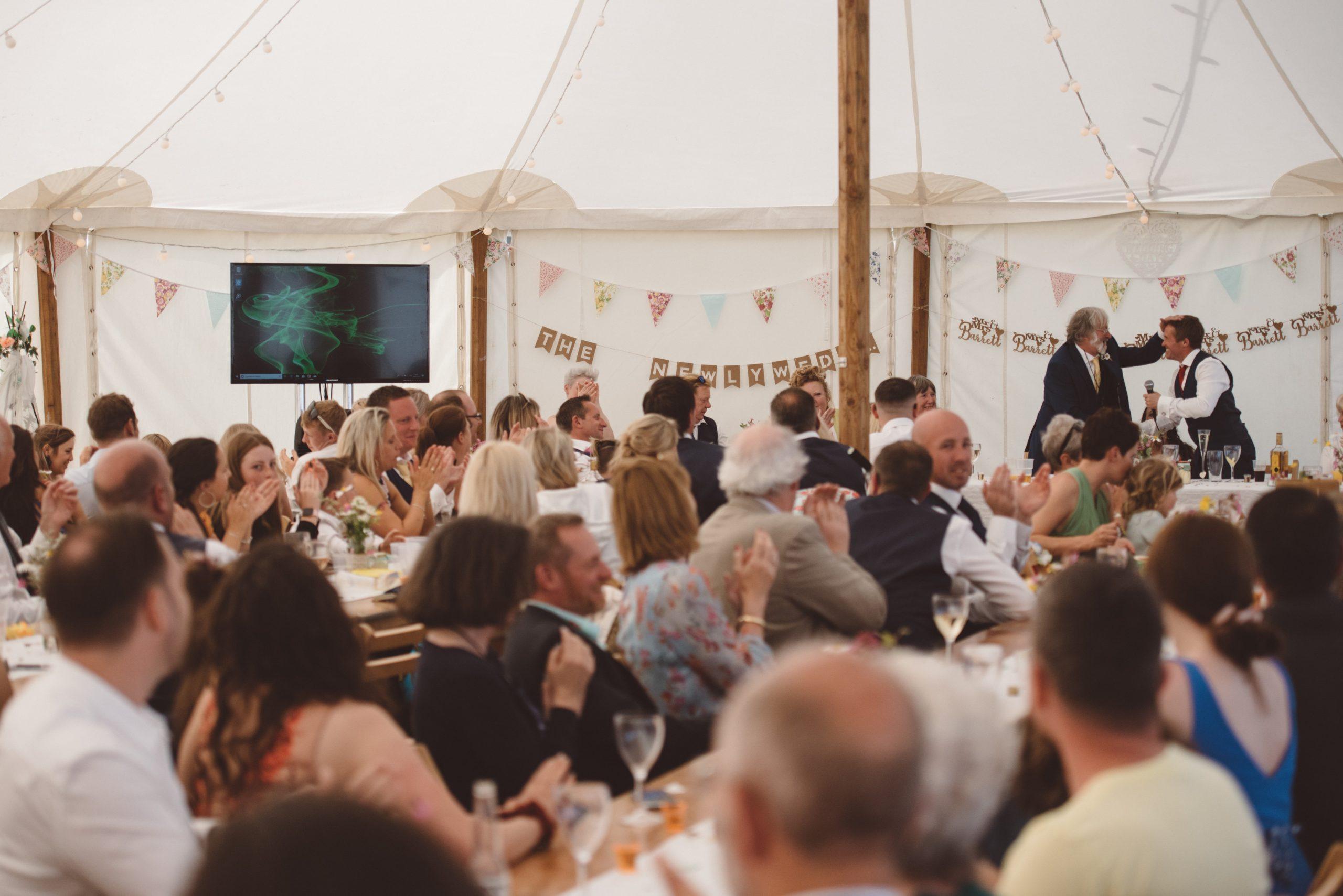 Carswell weddings speeches