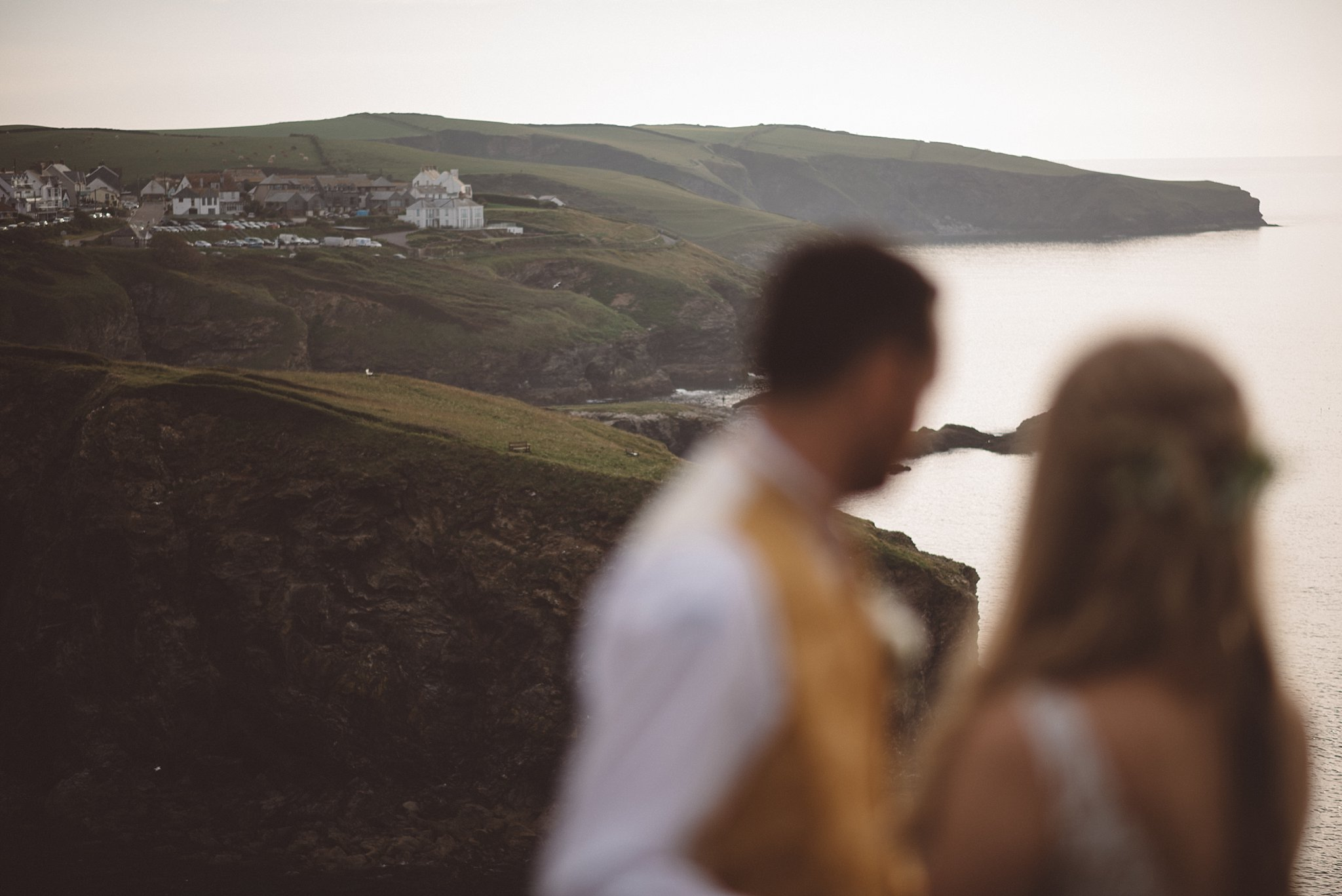 Port Isaac Cornwall wedding