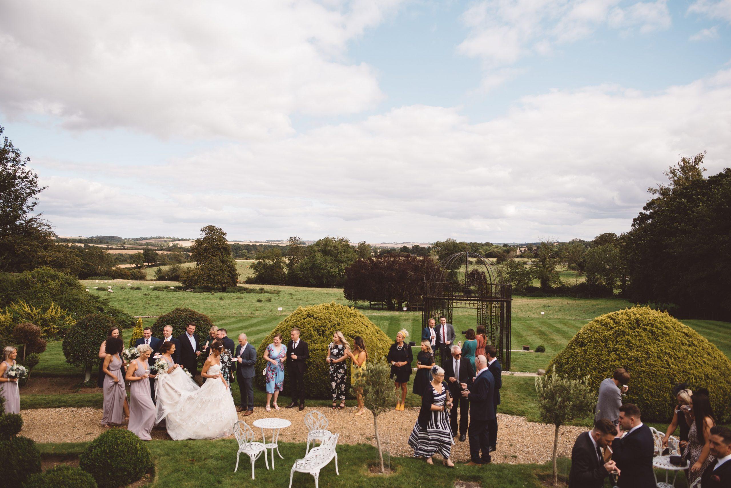 Keythorpe Manor wedding photography