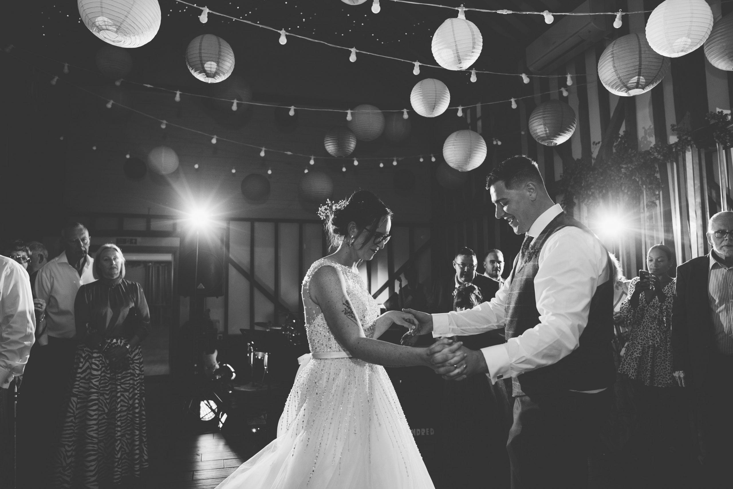 Fleur de Lace wedding