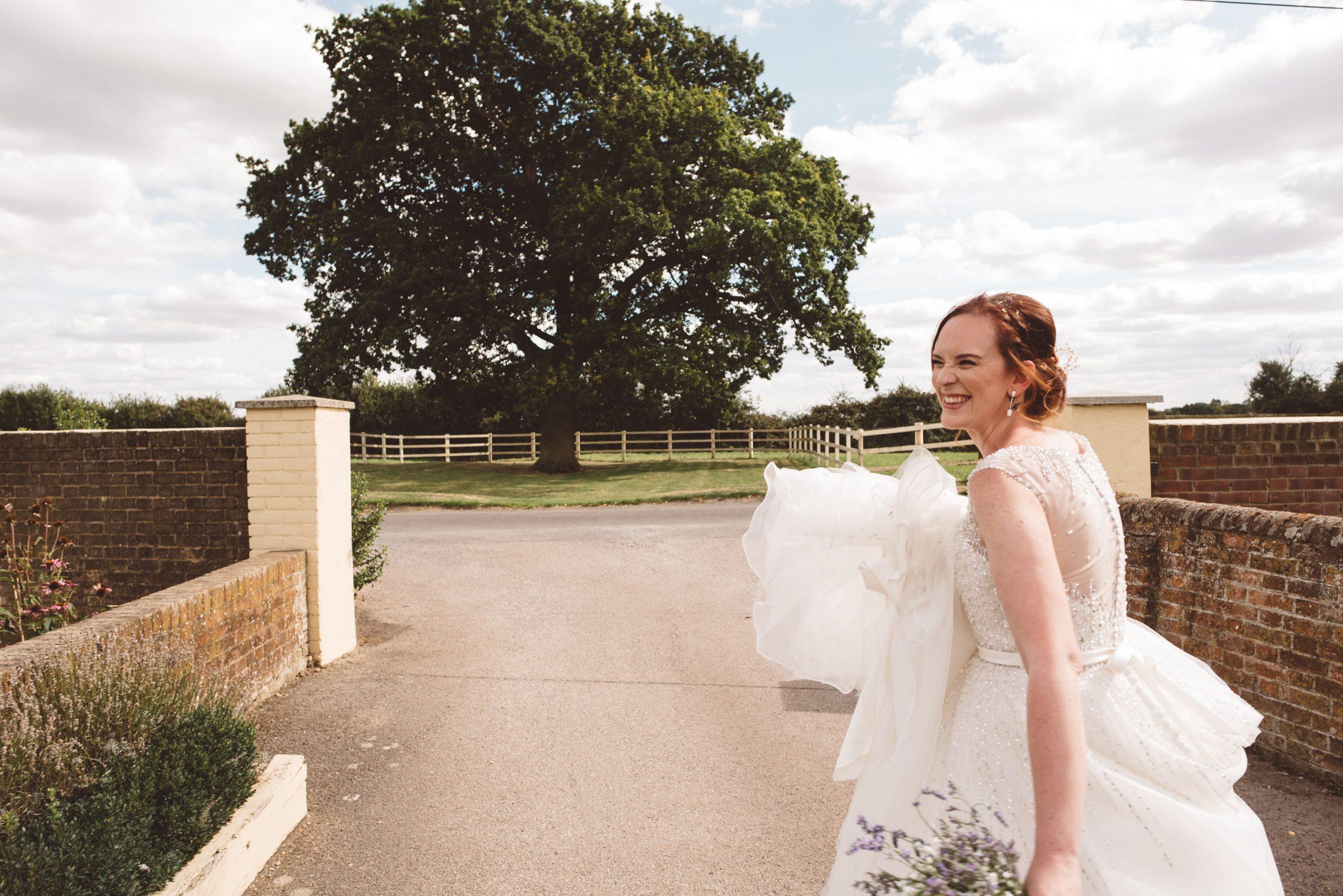 Milling Barn wedding photography