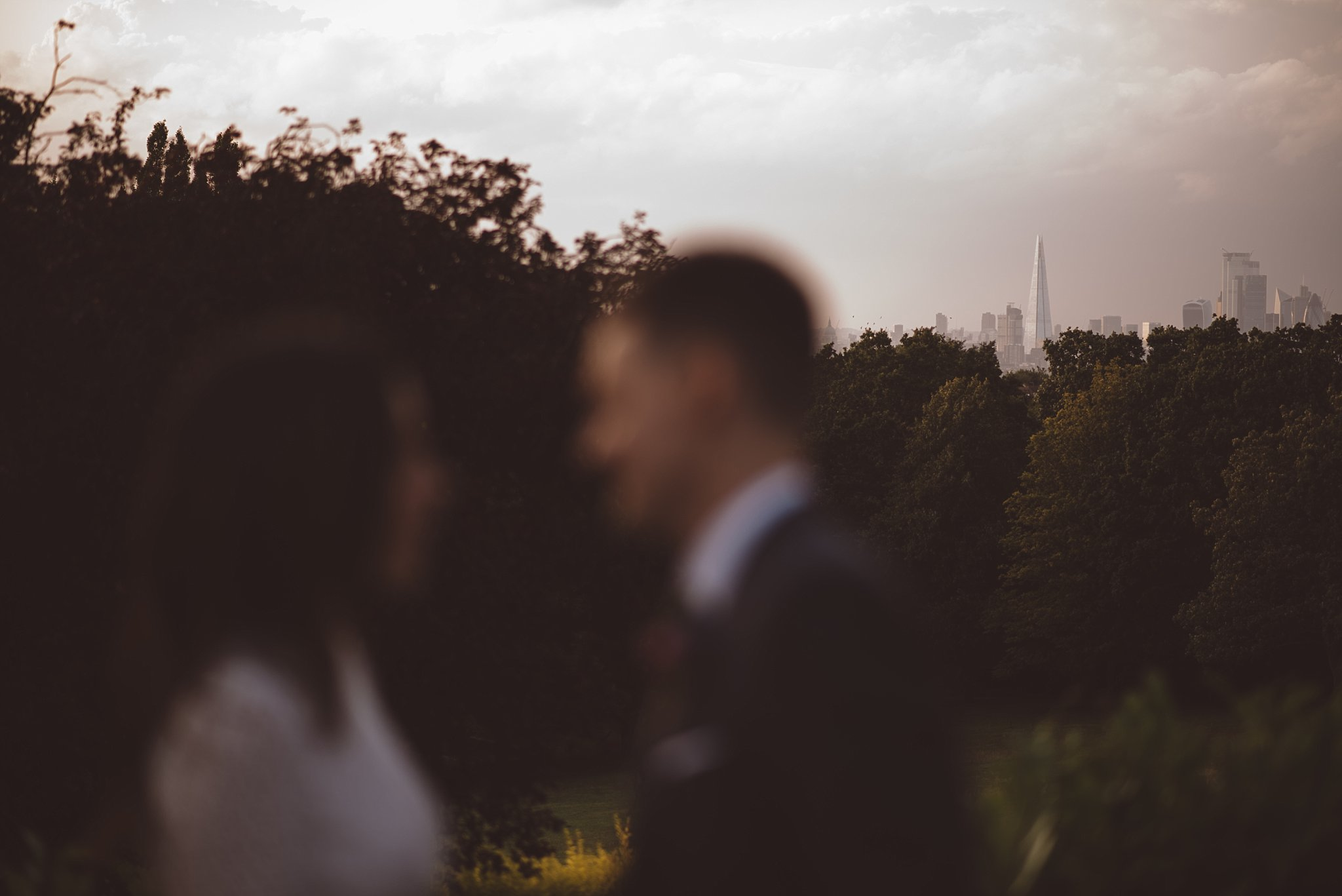 The Shard London wedding