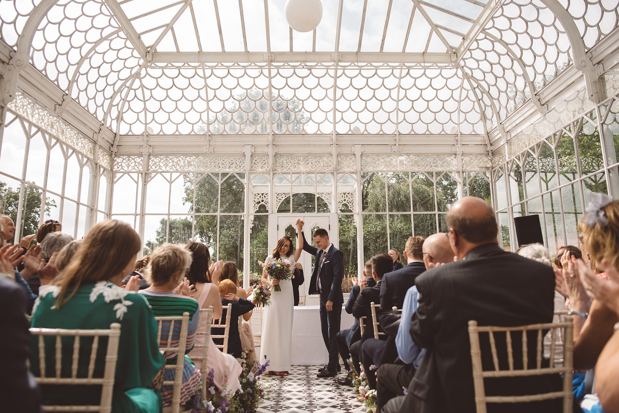 Horniman Museum Wedding Photography