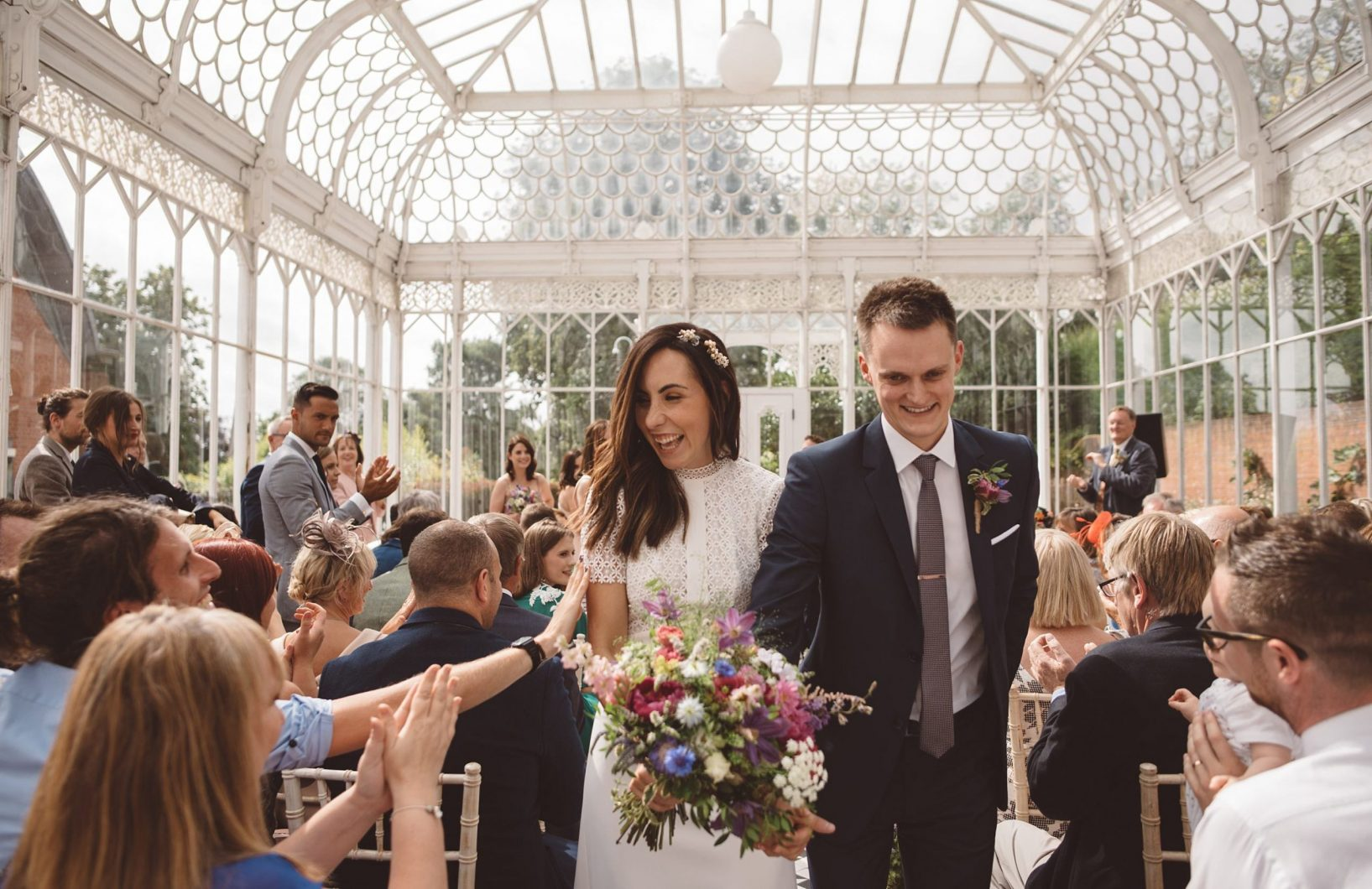 Horniman Museum and Gardens wedding