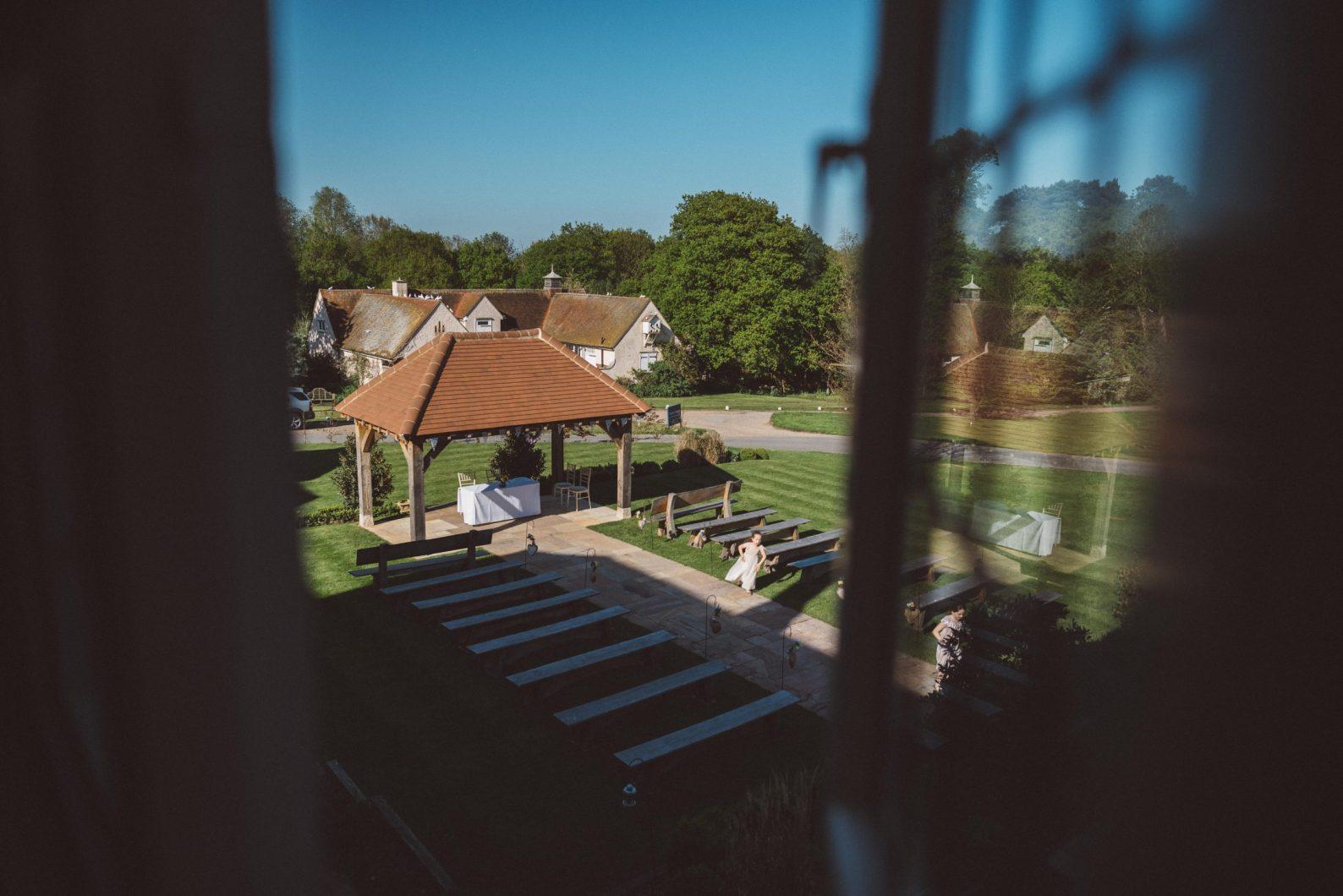 The warren estate weddings