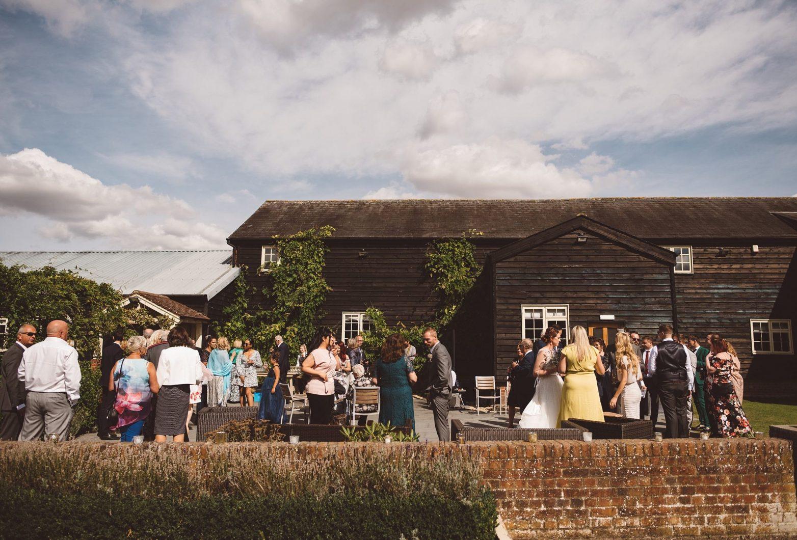 Milling Barn Wedding Venue
