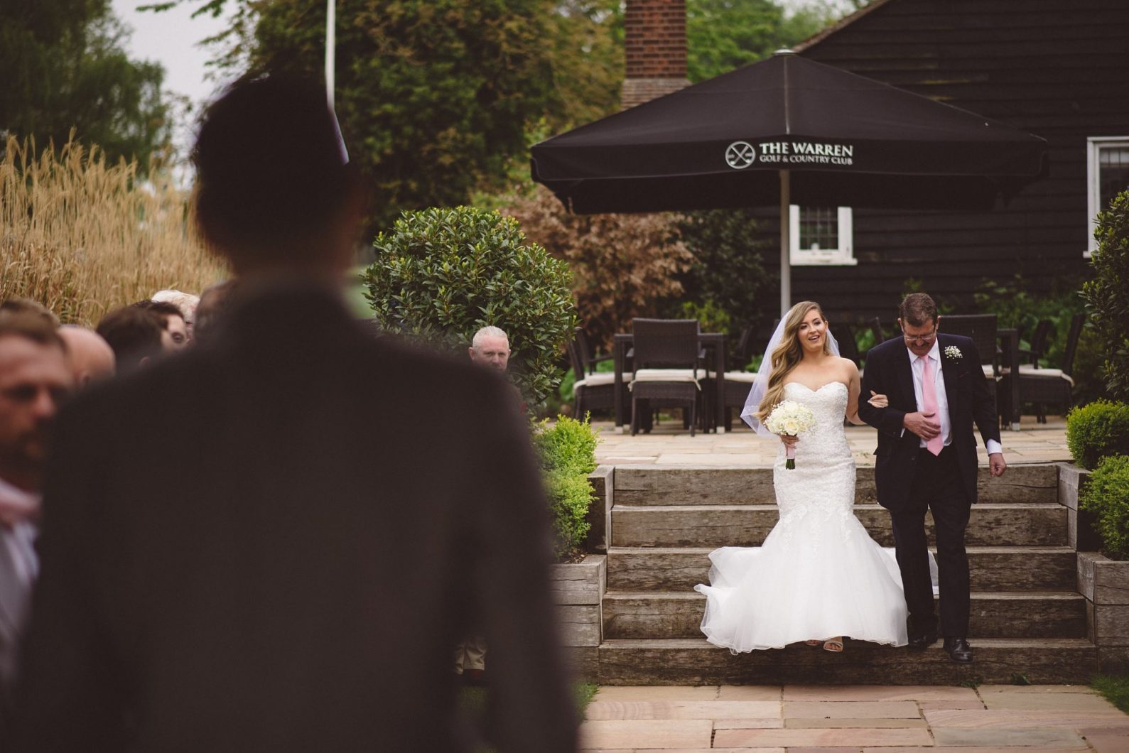 The Warren Estate wedding venue
