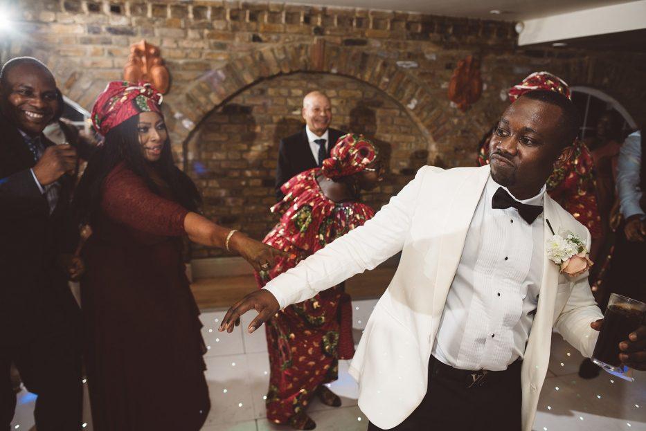 All day wedding photographer