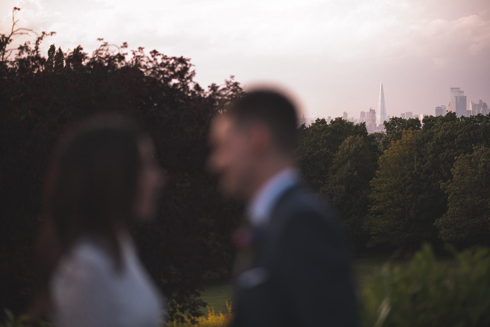 Horniman Museum and Gardens wedding