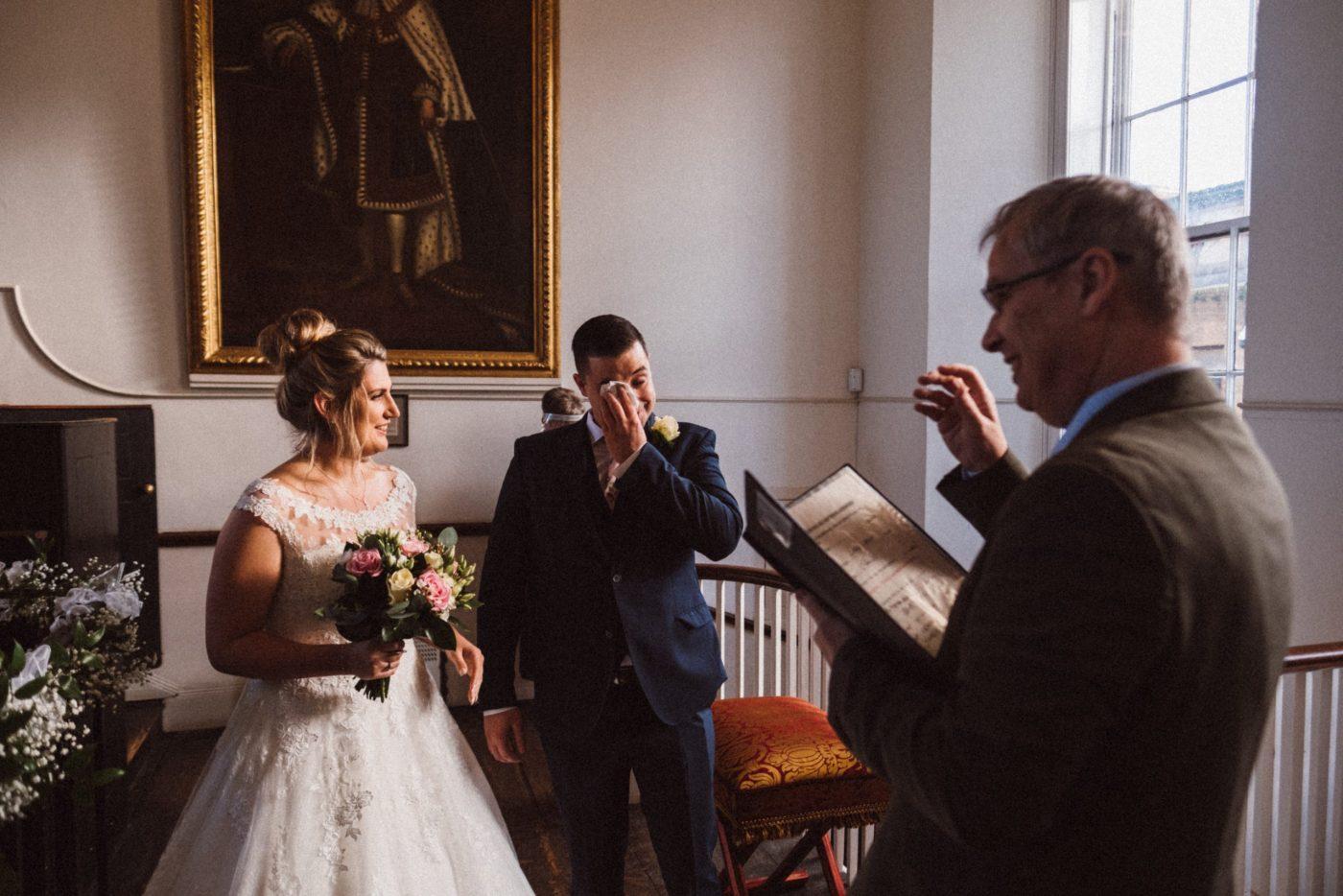 The Moot Hall Wedding Venue