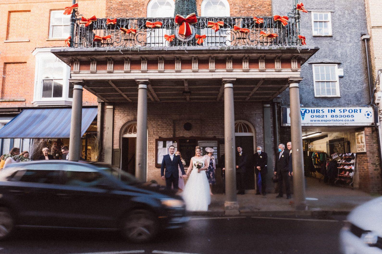 The Moot Hall wedding (14)