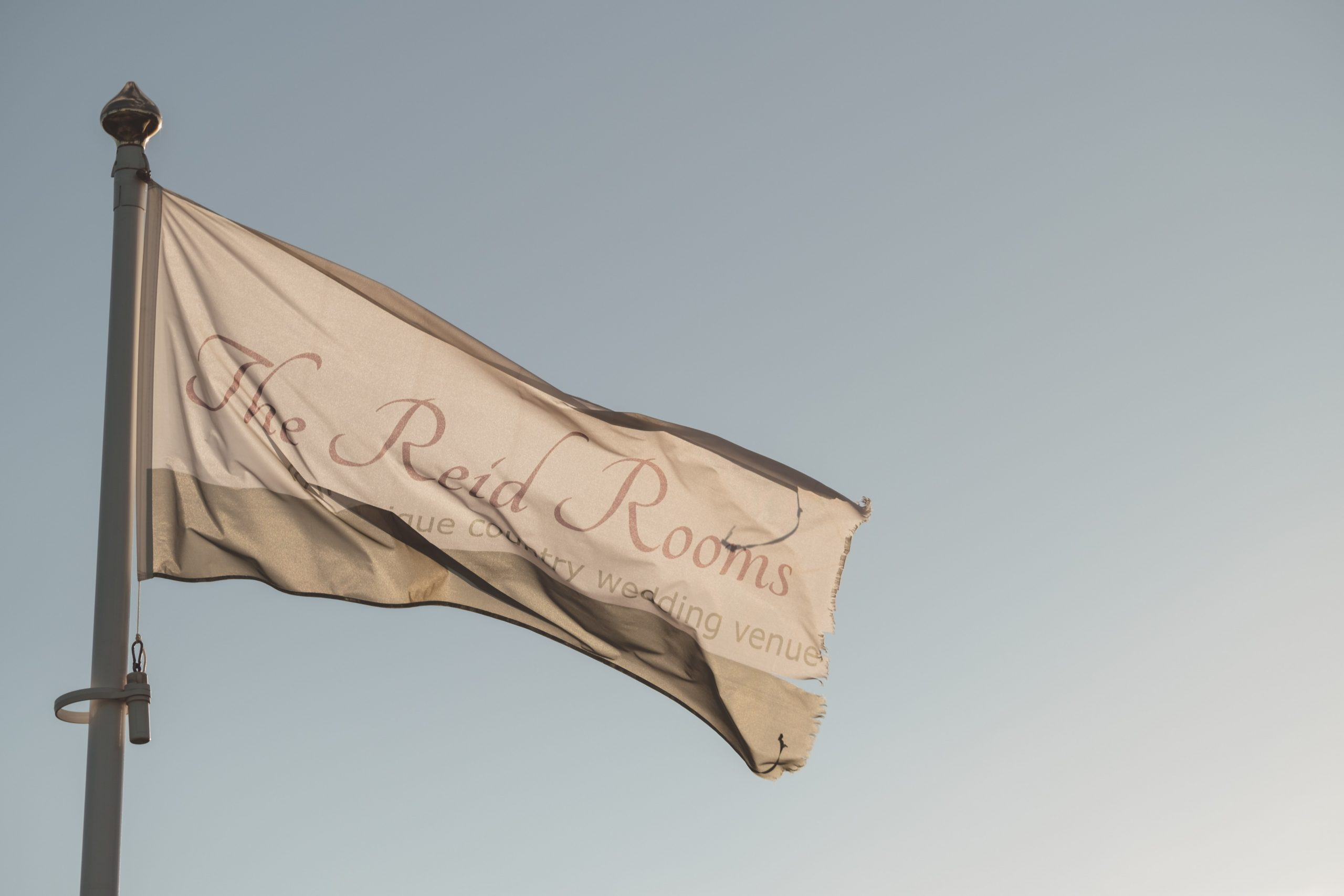 the reid rooms flag